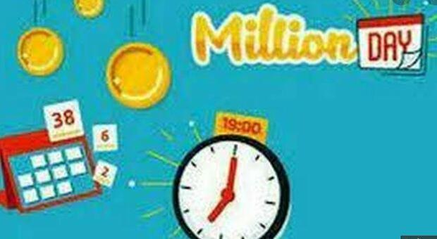 Million Day, l'estrazione dei numeri vincenti del 18 maggio 2021