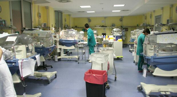 La terapia intensiva del Salesi