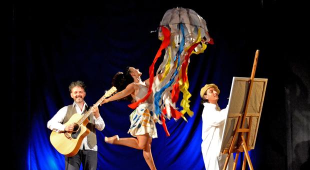 Veregra Street: che festa fra clown, danza e magie. Da oggi a sabato più di 50 spettacoli. E c'è anche il food