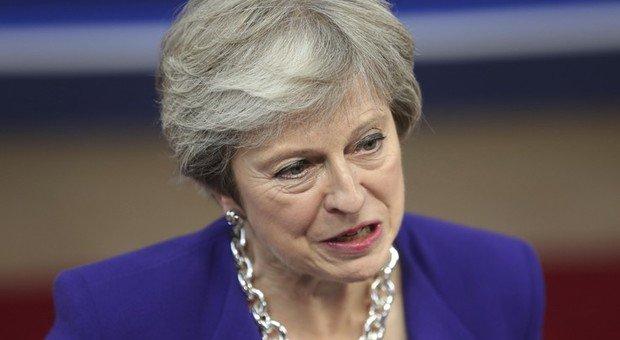 Brexit: May, non servirà prolungamento transizione