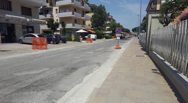 Il piano asfalti avanza spedito, lavori ultimati in varie strade: ecco la situazione