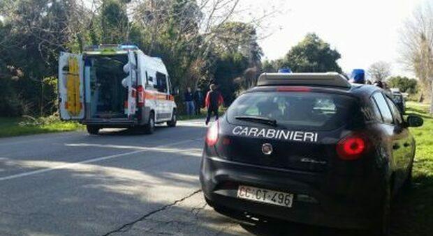 Monsampolo, choc sulla Salaria: morto a 43 anni nello schianto della sua utilitaria contro un camion