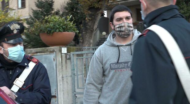 Enea Simonetti, il nipote della donna uccisa in casa