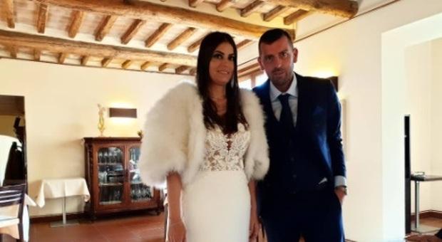 Sara Tommasi si è sposata: il matrimonio con il manager Antonio Orso