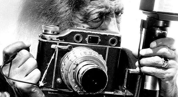 Mario Giacomelli, uno dei più grandi fotografi del Novecento