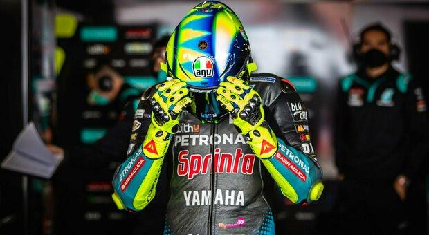 Moto Gp, dal 2022 il team VR46 di Valentino Rossi debutta in Moto Gp con sponsor arabo