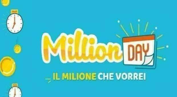 Million Day, l'estrazione dei numerti vincenti del 22 giugno 2021