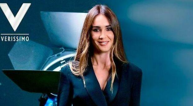 Silvia Toffanin raddoppia l'appuntamento con Verissimo: «Mi manca la mia mamma. Ho paura delle malattie, della morte delle persone che amo»