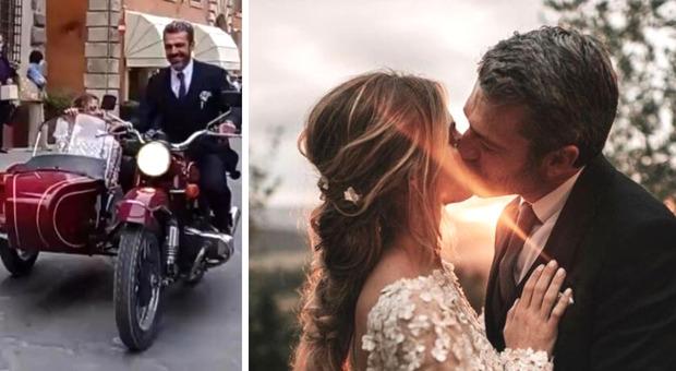Luca Argentero si sposa con Cristina Marino: «Chiamami pure moglie»
