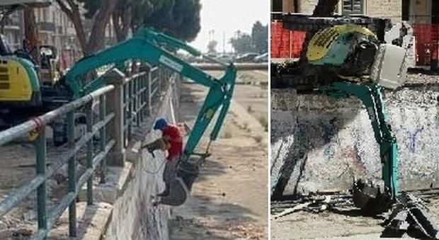 San Benedetto, operaio miracolato nell'incidente sul lavoro: le immagini social infiammano il dibattito sulla sicurezza