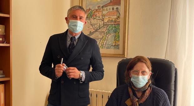L'avvocato Rovazzani e Zazzetta