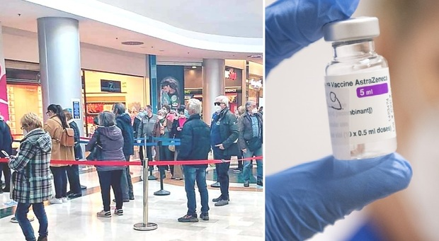 Pesaro, metà dei prenotati rifiuta AstraZeneca: altre due postazioni vaccinali per superare l'effetto imbuto
