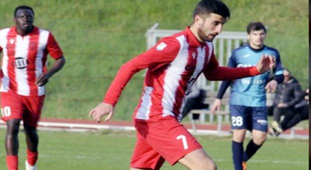 Emilio Volpicelli è il primo colpo della Viterbese. Per l'ex Matelica 15 reti nell'ultima stagione in C
