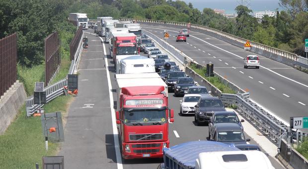 La viabilità nel tratto marchigiano dell A14 è rimasta ostaggio dei cantieri sequestrati dal 4 ottobre del 2019