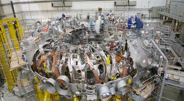 Il presidente di Enea: «La sede di Frascati contribuirà al più grande esperimento mondiale di fusione a caldo»