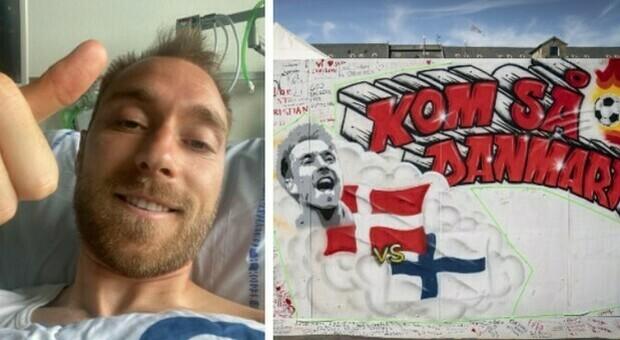 A Eriksen verrà impiantato un defibrillatore cardiaco. Il centrocampista dopo il malore: «Dannazione, ho solo 29 anni»