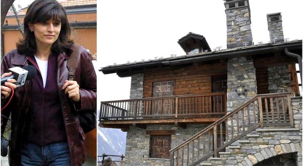 Cogne, la villetta pignorata di Annamaria Franzoni all'asta per 800mila euro