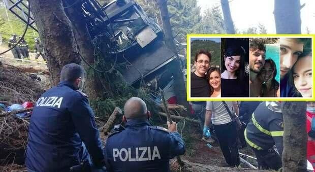 Incidente funivia Mottarone: precipita cabina, 13 mort (anche bambini). «Tra le vittime turisti»