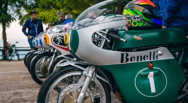 Nell anniversario numero 110 della Benelli dallo Stato due milioni per il Museo delle moto