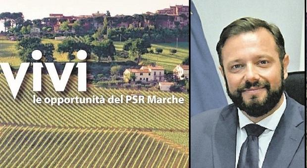 Carloni: «Psr, con 170 milioni per il 2021nuovi bandi e un piano bio per costruire il più grande distretto nazionale»