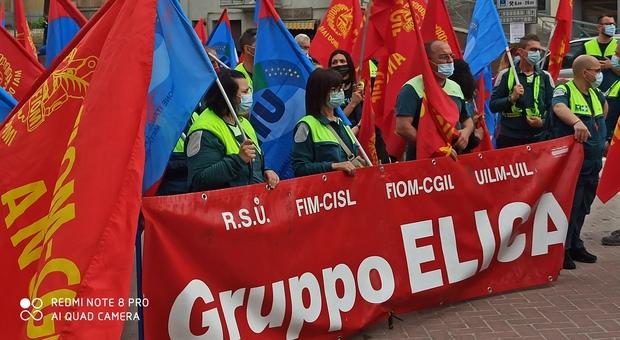 Spiraglio all'Elica, i sindacati adesso vanno in pressing: «Bisogna creare un nuovo progetto»
