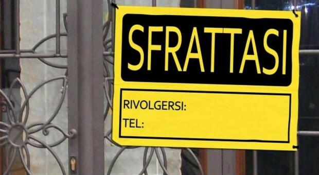 Emergenza sfratti ad Ascoli: lo stop è prorogato fino al 30 giugno
