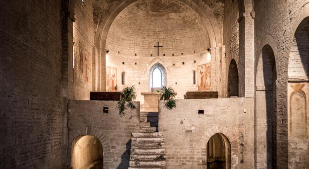 L'Abbazia di San Vincenzo al Furlo
