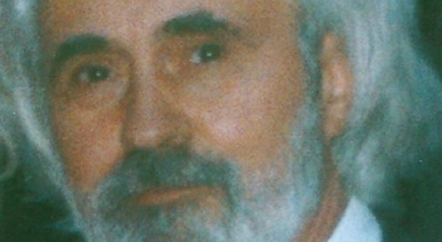 Grave lutto nel mondo della cultura: si è spento a 76 anni il professor Piccardoni