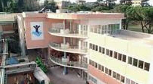 L'ospedale pediatrico Bambino Gesù di Roma