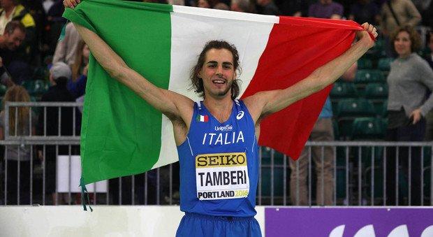 Gianmarco Tamberi, ora campione europeo di salto in alto