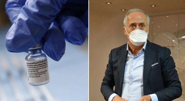 Vaccini Covid, nelle Marche nuovo carico Pfizer e Moderna. Saltamartini: «Pronti a comprarli con altre regioni»