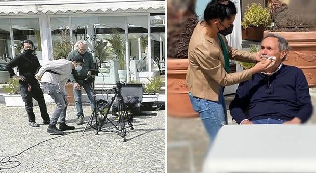 Porto Recanati, Ciak si gira il docufilm su Mia Martini: vanno in scena i ricordi dei compagni d'infanzia