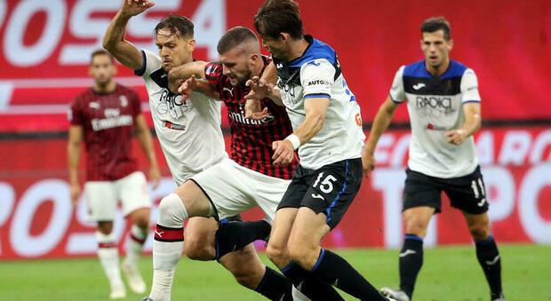 La volata Champions in diretta: Atalanta-Milan, Napoli-Verona e Bologna-Juventus