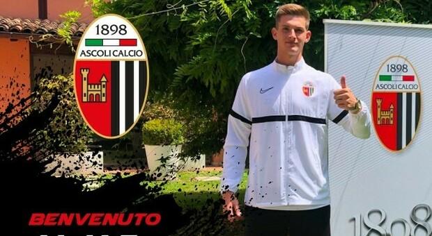 Aljaz Tavcar, difensore centrale sloveno di 21 anni