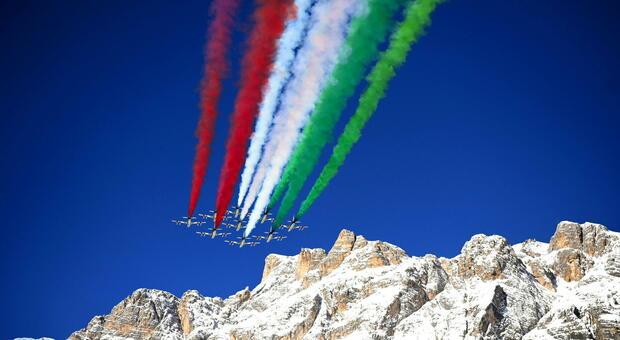 Le Frecce Tricolori compiono oggi 60 anni: simbolo delle eccellenze italiane