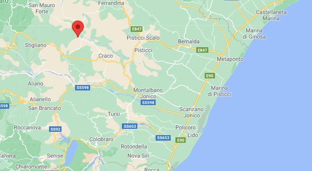 Terremoto, scossa in Basilicata: avvertita anche sulla costa da Metaponto a Policoro