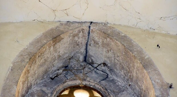Le lesioni a San Giacomo Apostolo ad Ascoli Piceno