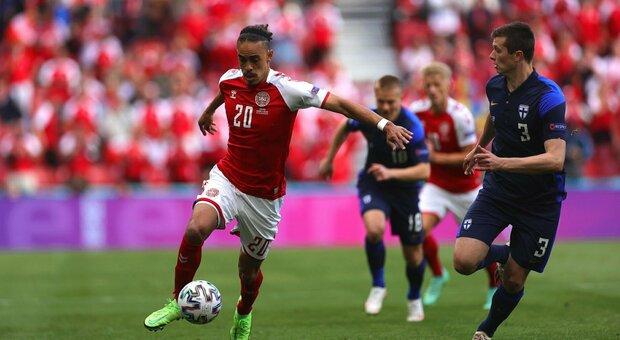 Danimarca-Finlandia 0-0, live