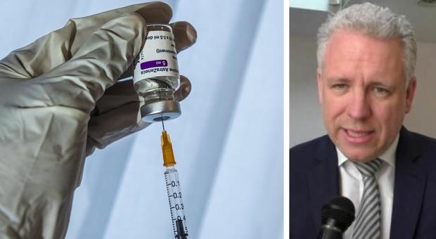 Vaccino, l'ad di AstraZeneca: «In Scozia con le prime dosi ricoveri crollati del 95%. Il richiamo? Possibile fino a 12 settimane»
