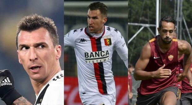 Da Sheva e Crespo a Ibra e Mandzukic: in Serie A si torna per rilanciarsi