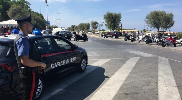 I carabinieri di Riccione hanno fermato i baby bulli