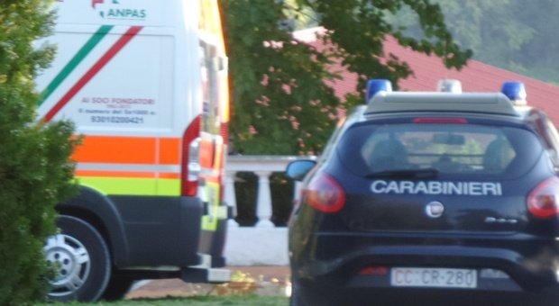 Gli accertamenti sono svolti dai carabinieri