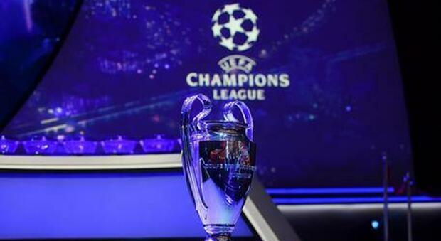 Champions League, diretta sorteggio dei gironi alle 18: le fasce delle squadre italiane