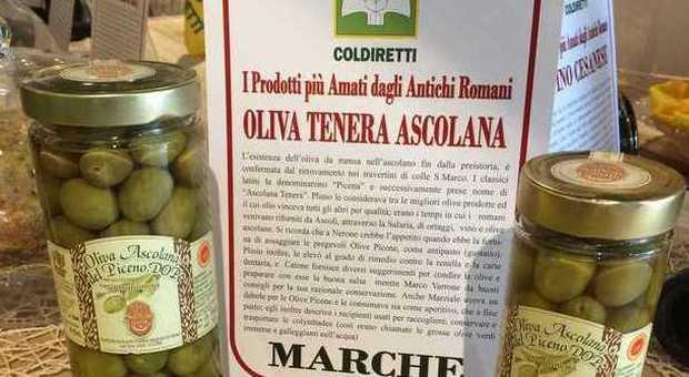 L 39 oliva tenera ascolana tra i cibi pi amati degli antichi for Ricette degli antichi romani