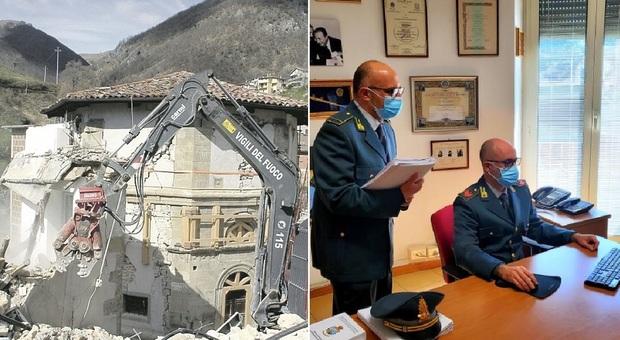 Incassa i rimborsi, ma non ha mai servito pasti agli sfollati: nei guai un albergatore furbetto del terremoto
