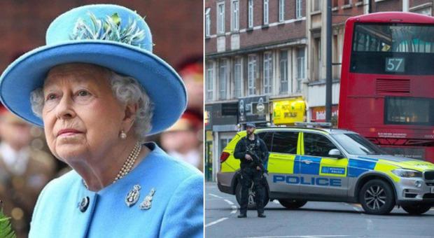 Regina Elisabetta, il terrorista Sudesh Amman voleva accoltellarla: il rapporto choc dell'intelligence