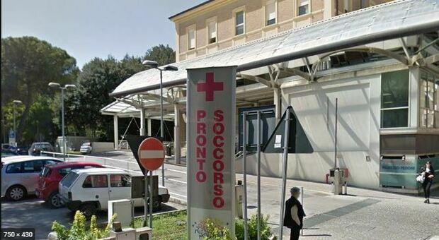 Il Pronto soccorso dell'ospedale San Salvatore