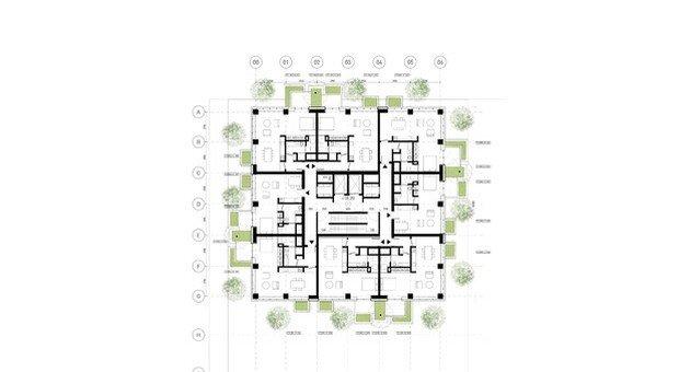 In vetrina l'architettura green di Boeri
