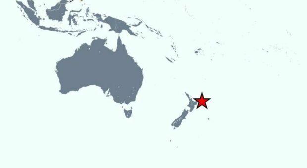 Terremoto in Nuova Zelanda di 6.9, lanciato allarme tsunami. Panico tra la popolazione