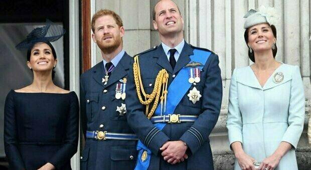 Meghan batte Kate: è lei la regina di stile. Lo studio: è la più cliccata della royal family